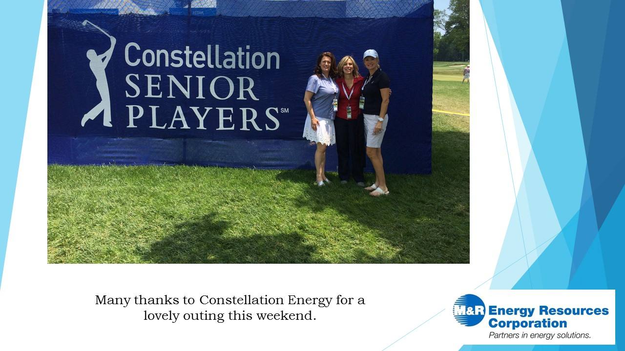 Constellation Energy Senior Players Championship - June 9-12, 2016